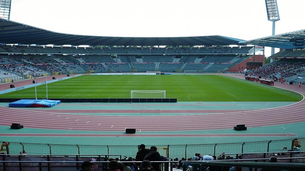 Домашняя арена Бельгии