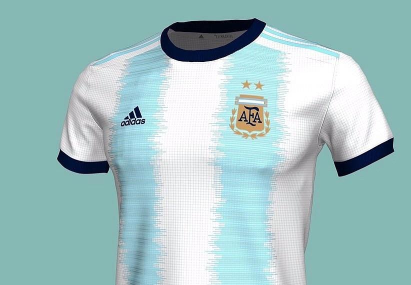 Футболка Аргентинской сборной 2019-2020