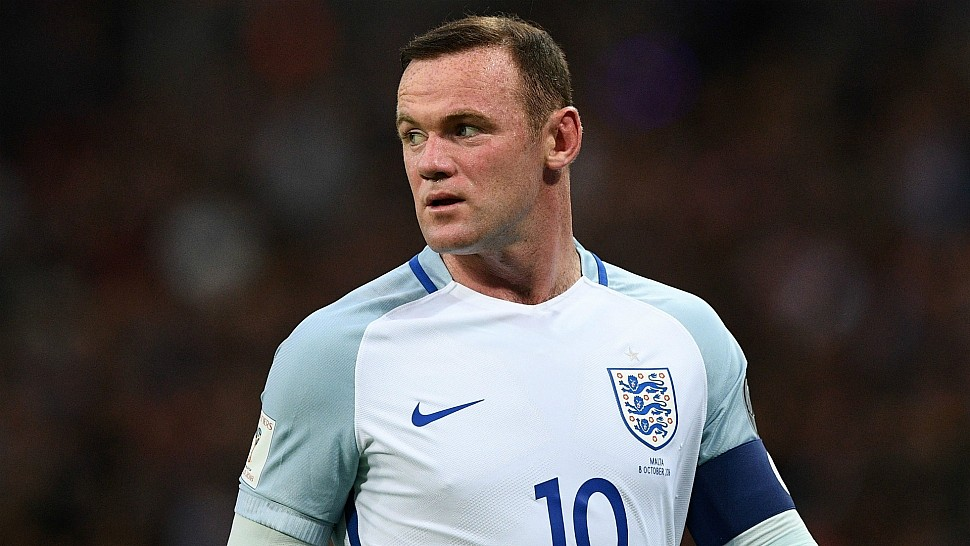 Уэйн Руни - лучший бомбардир сборной Англии