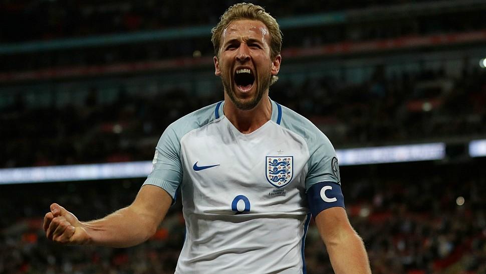 Капитан сборной Англии - Гарри Кейн, является самым дорогим игроком его Сборной