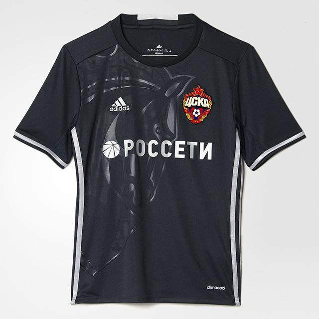 Выездная форма ФК ЦСКА 2017-2018